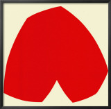 Red White, c.1962 Pósters por Ellsworth Kelly