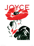 Joyce Cover Giclee Print by Michel Canetti