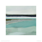 White Tide Giclee Print by Beth Wintgens