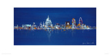 London Giclee Print by Sara Sherwood