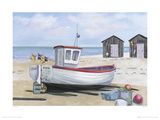 Breezy Day Giclee Print by Jane Hewlett