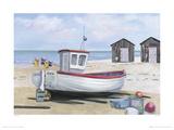 Breezy Day Giclee Print by Jane Hewlett