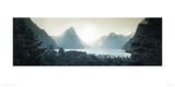 Mitre Peak Giclee Print by Steffen Jahn
