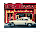 Lenox Lounge Giclee Print by Alain Bertrand
