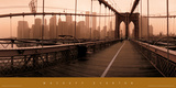 Brooklyn Bridge, New York Giclee Print by Macduff Everton