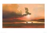 Fading Light Giclee Print by Jonathan Sanders