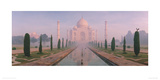 Taj Mahal And Eagle, Agra, India Giclee Print by Macduff Everton