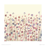 Summer Bloom Giclee Print by Simon Fairless
