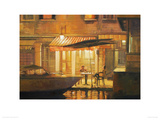 Still of the Night, Venice Lámina giclée por Douglas Gray