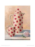 Tea Pot Giclee Print by Peter McGowan