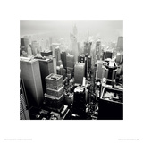 Broadway - New York City 2009 Giclee Print by Josef Hoflehner