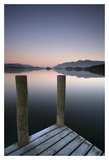 Water Jetty and Skiddaw Prints by John Potter