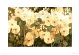 Cluster Of Blooms Giclee Print by Ann Neate