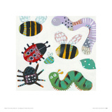 Creepy Crawlies Giclee Print by Anne Davies
