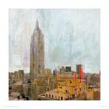 New York 01 Giclee Print by Markus Haub