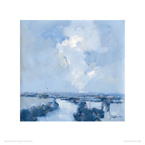 The Thames Near Windsor Giclee Print by Jon Barker