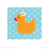 Daisy Duck Giclee Print by Catherine Colebrook
