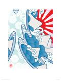 Toukai Chihou Giclee Print by  Terratag