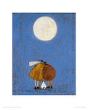 A Moon To Call Their Own Giclee Print by Sam Toft