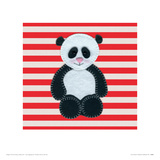 Cute Panda Giclee Print by Catherine Colebrook
