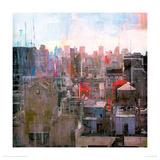 New York 03 Giclee Print by Markus Haub