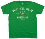 Grateful Dead- The Garden T-shirts