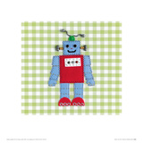 Robots Rule OK Giclee Print by Catherine Colebrook