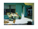 The Tasting Rooms Lámina giclée por Douglas Gray