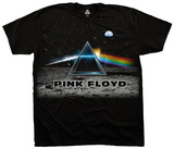 Pink Floyd- Dark Side Lander T-shirts