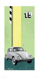 Volkswagen Giclee Print by Kareem Rizk