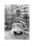 Monaco Grand Prix Giclee Print by Anon