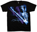 Jimi Hendrix- Carbon Copy T-shirts
