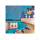 Harbour View Giclee Print by Derek Melvile