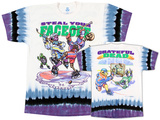 Grateful Dead- Steal Your Faceoff T-Shirts