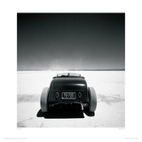 Roadster, Muroc Giclee Print by Peter Vincent