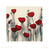 Floral I Giclee Print by Hans Andkjaer