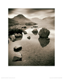 Reflections On Wast Water Giclee Print by Mike Shepherd