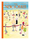 The New Yorker Cover - August 7, 2000 Premium Giclee Print by Maira Kalman