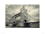 Tower Bridge Giclee Print by James Lazos