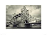 Tower Bridge Giclee Print by James Lazos