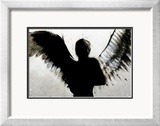Heaven in her arms Framed Giclee Print by Alex Cherry