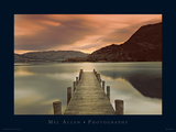 Ullswater Giclee Print by Mel Allen