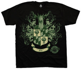 Monty Python- Knights Of Ni Crest Camiseta