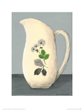 Little Autumn Milk Jug Giclee Print by Rozanne Doherty