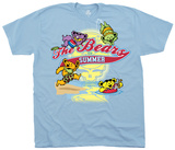 Grateful Dead- Bears Of Summer T-shirts