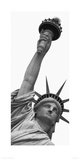 Statue of Liberty Giclee Print by Amy Gibbings