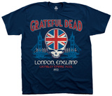 Grateful Dead- Wembley Empire Pool T-shirts