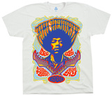Jimi Hendrix- Hendrix Fillmore Tshirts
