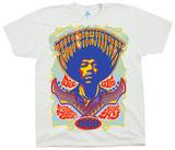 Jimi Hendrix- Hendrix Fillmore T-shirts