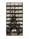Eiffel Tower Giclee Print by Thomas Kellner